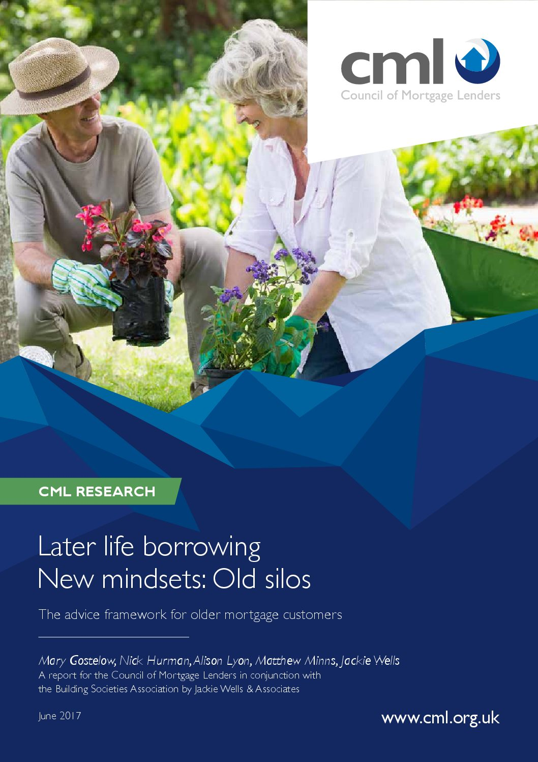 """Featured image for """"Later Life Borrowing New Mindsets: Old Silos – The Advice Framework For Older Mortgage Customers"""""""