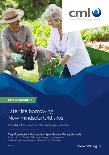 Council of Mortgage Lenders - Later Life Borrowing