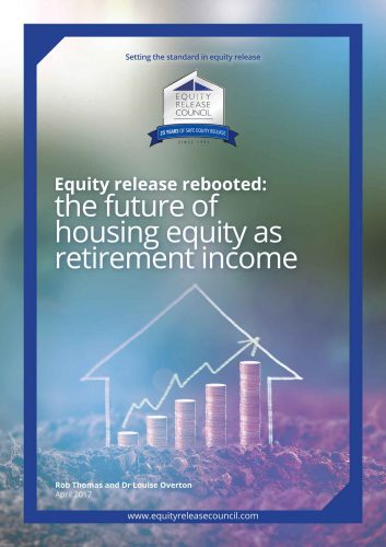 Equity Release Rebooted